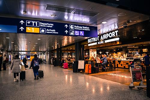 conversacion en ingles en aeropuerto