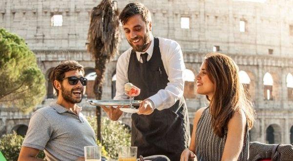 conversaciones en ingles en un restaurante