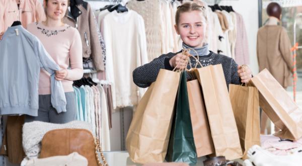 vocabulario para comprar ropa en ingles